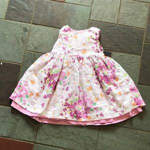 24 Month Girls Floral Dress